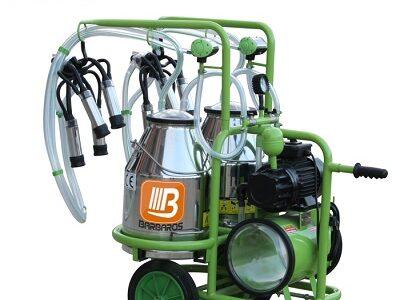 Fejőgép és tejtermelői eszközök